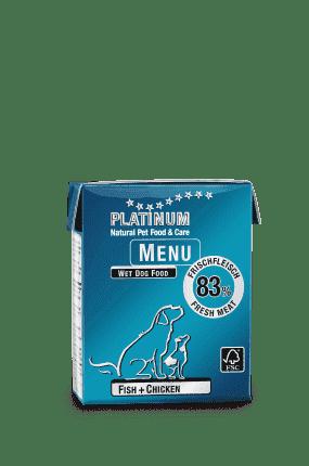 Platinum Menu Fish+Chicken