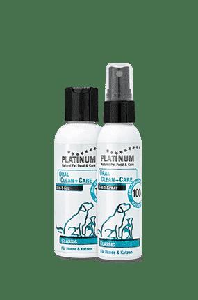 Platinum Oral Clean+Care Classic