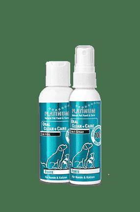 Platinum Oral Clean+Care Forte
